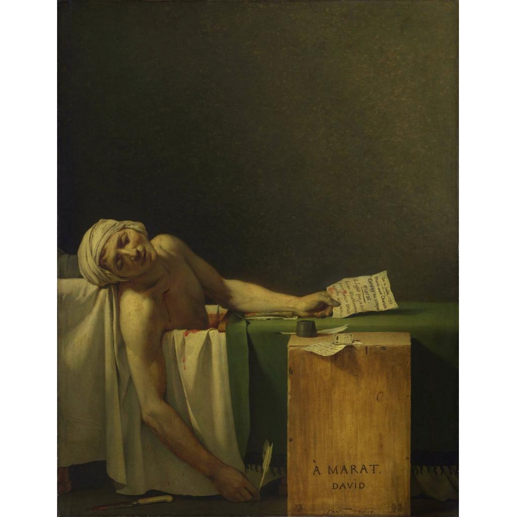 Marat'ın Ölümü