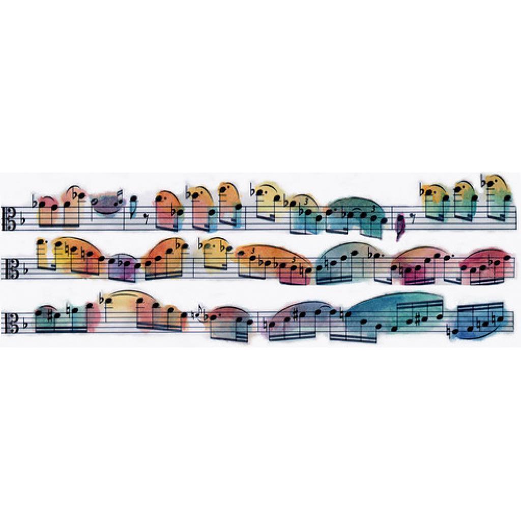 Müziğe dokunmak, renkleri tatmak: Sinestezi
