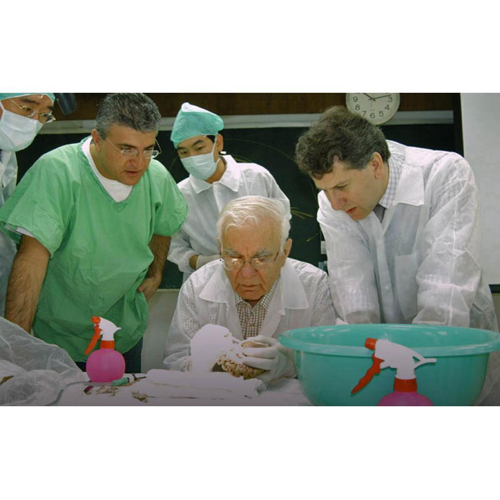 Yüzyılın Beyin Cerrahı: Gazi Yaşargil