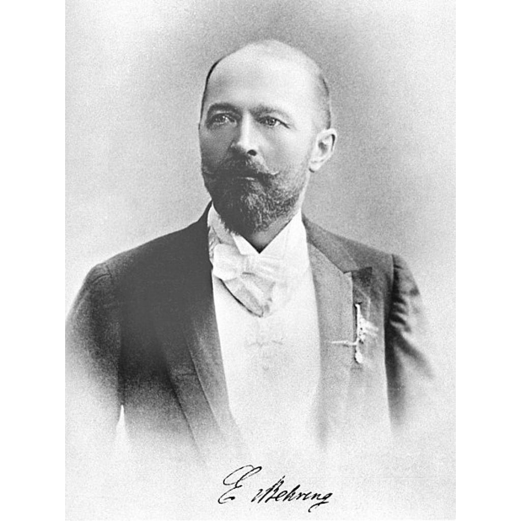İlk Nobel Tıp Ödülünü Alan Bilim İnsanı: Emil Adolf von Behring