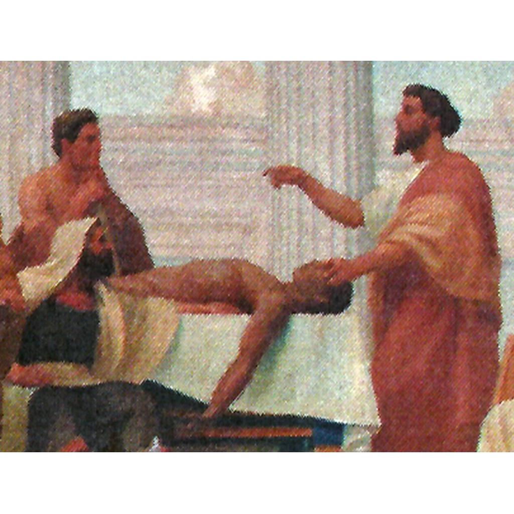 Herophilus: anatominin babası